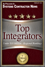 Systems Contractor News Top Integrator