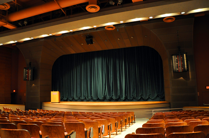 Live theater and performing arts audio, video and specialty