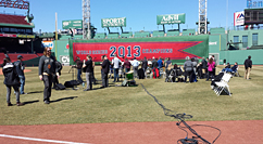 Opening Day - Fenway Park, 2014