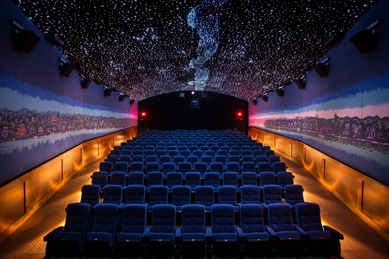 Hd movie theaters