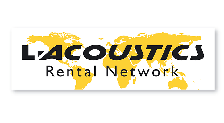 L'Acoustics Rental Network logo