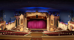 El Paso Plaza Theatre - main balcony