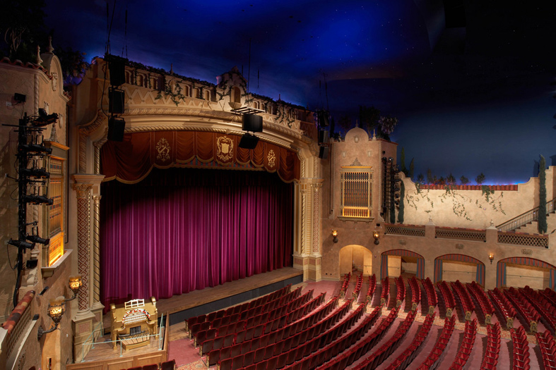 Live Theater And Performing Arts Audio Video And Specialty - Front of house theatre