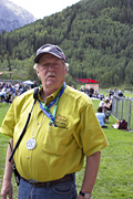 Chapin Cutler, Special Medallion Award Recipient, at Telluride Film Festival - Photo Credit Ralph Barnie