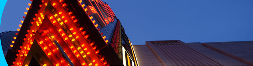 Emerson College's Paramount Theatre :: Boston, MA