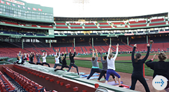 Special Events - Yoga at Fenway