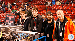 BL&S crew at 2013 Playoffs